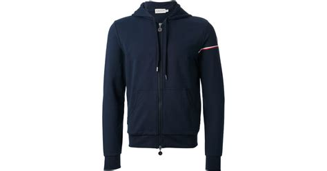 Hoodie Zip The Front Of Armament Tfoa 4 Fightmerch moncler zip front hoodie in blue for lyst