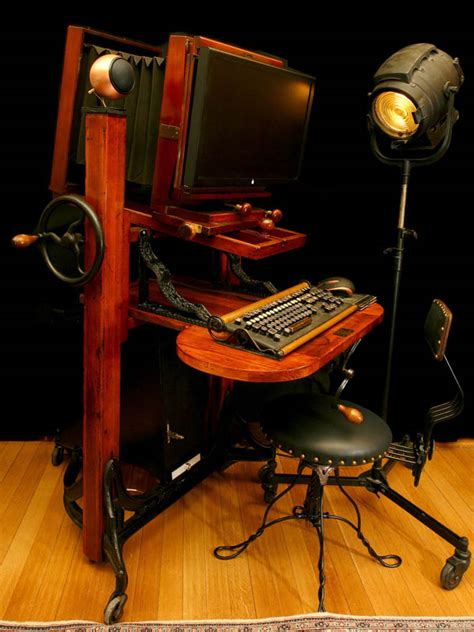 1930s Bathroom Ideas gallery steampunk workstation is a victorian crapper for