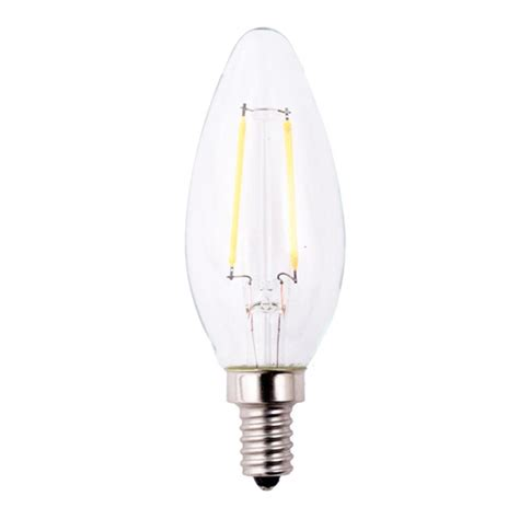 Led E12 Light Bulb Ecosmart 40w Equivalent Soft White B11 Dimmable Filament E12 Led Light Bulb 12 Pack Ecs B11
