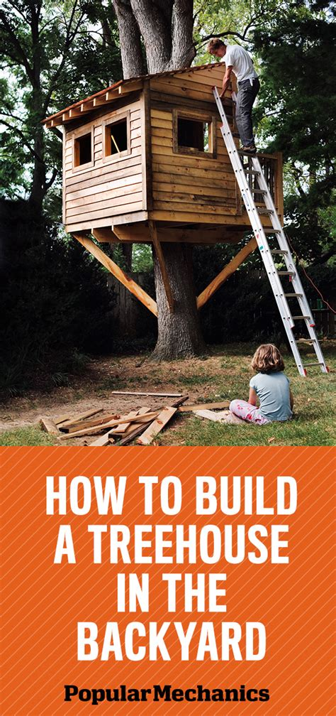 how to build a treehouse for your backyard diy tree house how to build a treehouse for your backyard diy tree house