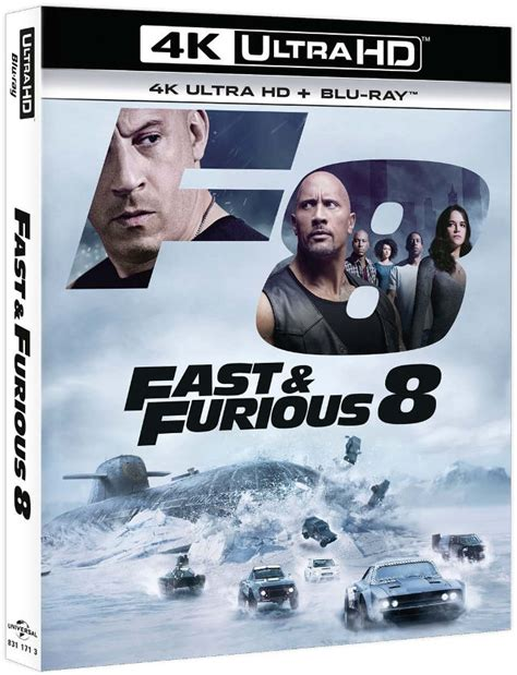 fast and furious 8 when is it coming out fast and furious 8 in blu ray e ultra hd 4k una clip in