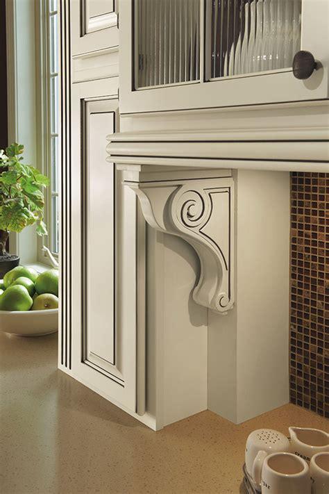 Corbel Cabinet Arts Crafts Corbel Homecrest Cabinetry