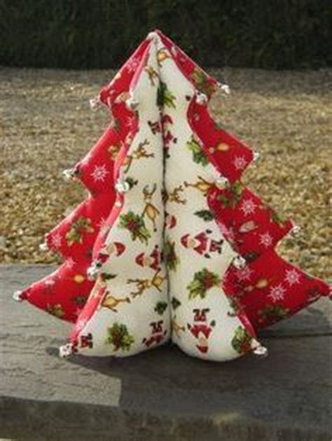 fabric christmas tree crafts find craft ideas