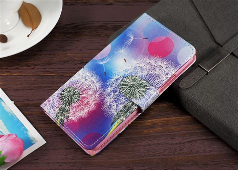 Casing Lenovo A6000 King Illustration Custom illustration pattern leather folio shell for lenovo a6000 a6000 plus a6010 a6010 plus blooming