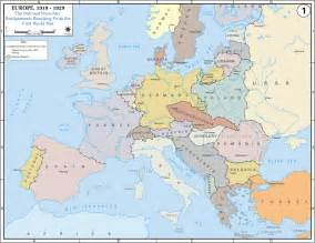 Wwii Europe Map by Department Of History Wwii European Theater