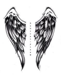 liner tattoo angel angel wings tattoo gallery 50 cross tattoos tattoo