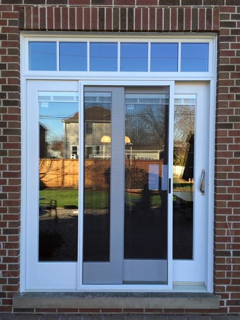 Replacement Glass For Patio Door In Baltimore by Patio Door Replacement In Elmhurst With Andersen E Series