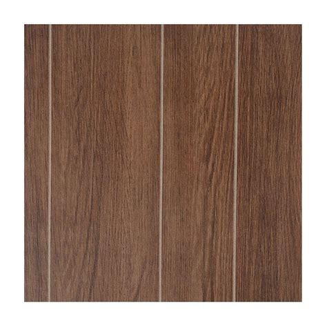 brown paneling eucatile 32 sq ft 48 in x 96 in distressed oak