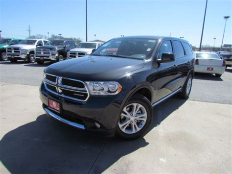 Dodge Durango Jeep The Seven Passenger 2011 Dodge Durango Has Arrived At