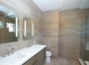 Modern Bathroom Gray Point Grey Spec House Modern Bathroom Vancouver By