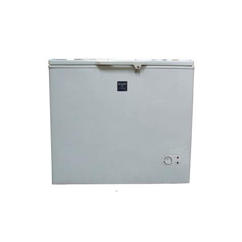 sharp kulkas frv 300 chest freezer 300l free ongkir