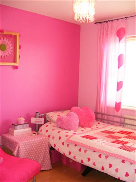 pink girly bedrooms my luverly lot a girly room