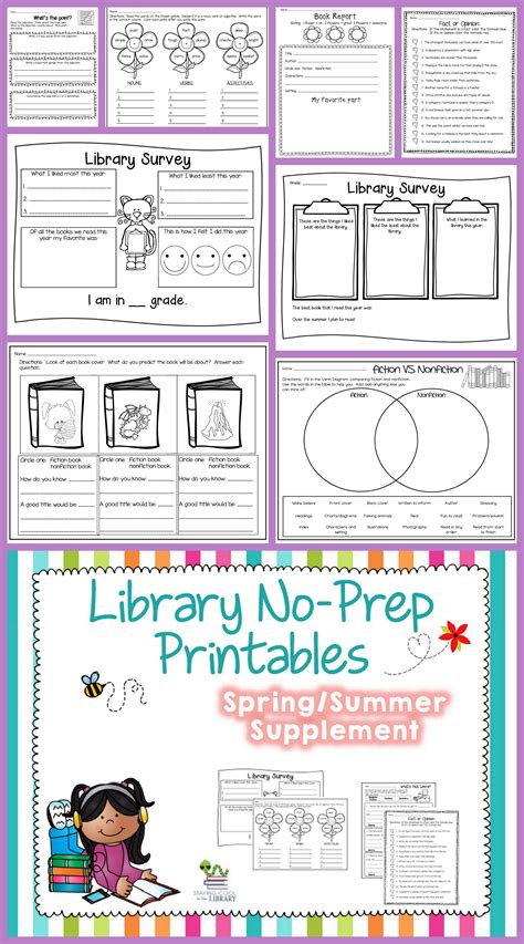 Library Skills Worksheets by Printables Library Skills Worksheets Happywheelsfreak