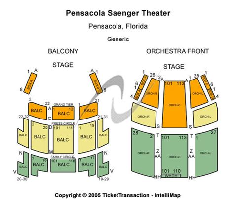 saenger theatre new orleans seating capacity saenger theatre tickets in pensacola florida saenger