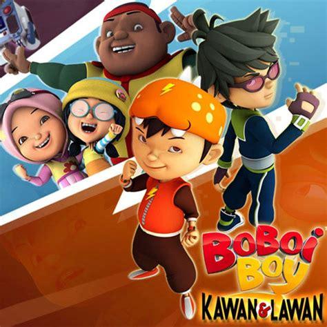 upin dan ipin film kartun anak islami nothing but blog animasi boboy blog dofollow tempatnya download film kartun