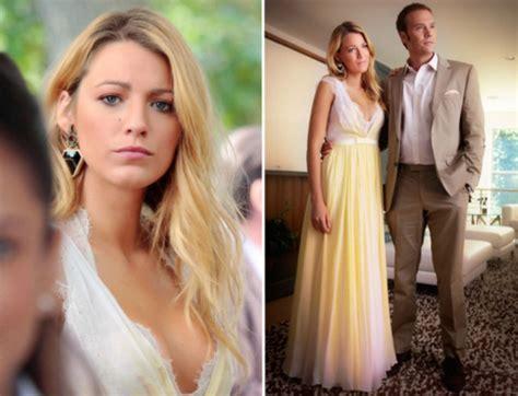 White Lively S M L Dress 44238 dress gossip maxi dress yellow dentelle serena der woodsen wheretoget