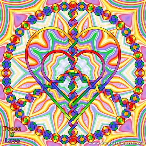 peace colours don t eat the paste peace and love coloring page