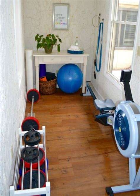 Small Home Workout Room 25 Best Ideas About Exercise Rooms On Home