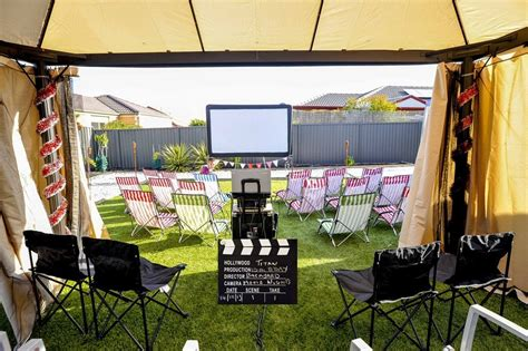 backyard movie night rental melbourne s mobile backyard movie nights in melbourne vic