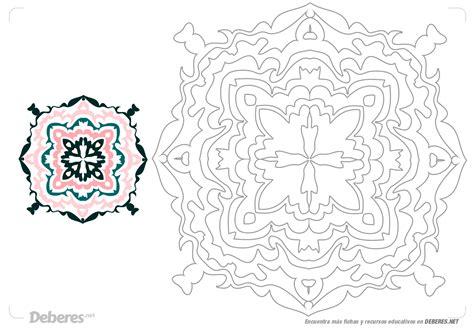 imagenes flores para imprimir dibujos de mandalas de flores para imprimir