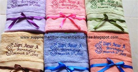 Handuk Olahraga Murah handuk bordir 08135 7389 509 supplier grosir handuk murah berkualitas