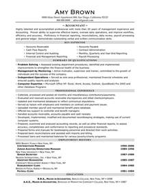 accountant resume sample by amy brown   Writing Resume