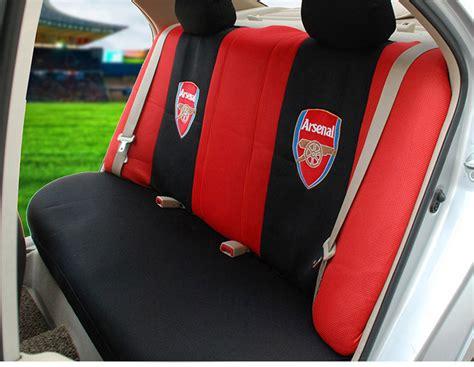 Doraemon New Car Set 18 In 2 new football arsenal car seat covers accessories set 18pcs