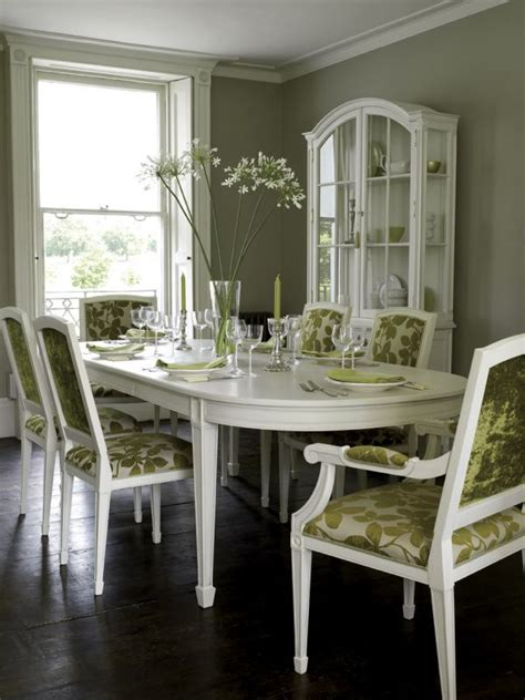 white painted furniture for the dining room leporello living