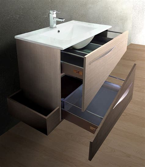 38 Inch Bathroom Vanity Abella 38 Inch Modern Single Sink Bathroom Vanity Set With Mirror