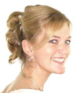 Hochzeitsfrisuren Mit Perlen by Hochzeitsfrisuren Kurze Haare Mit Perlen Die Besten