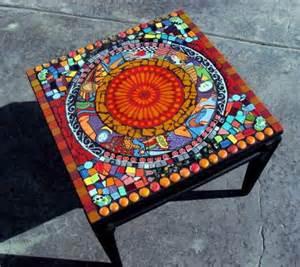 mosaik vorlagen tisch mosaic tile table metropolitan funky deco ware