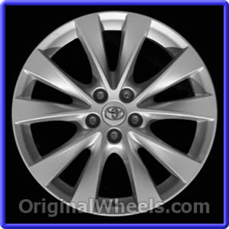 Toyota Venza Tire Size 2013 Toyota Venza Rims 2013 Toyota Venza Wheels At