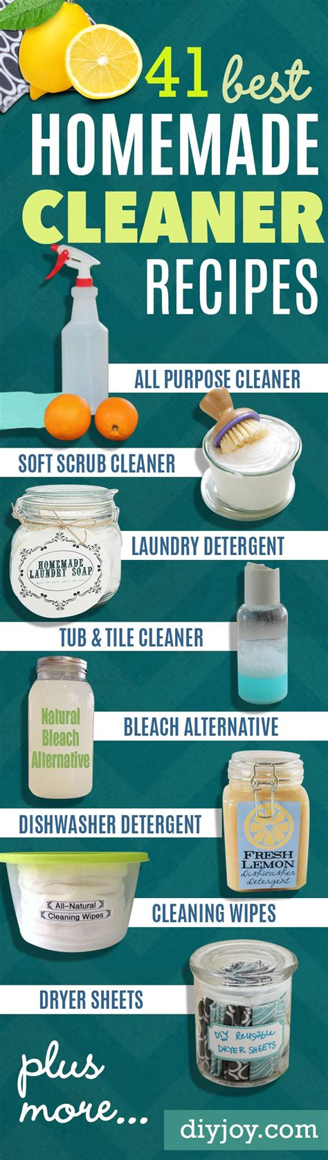 natural cleaning recipes bathroom 41 best homemade cleaner recipes
