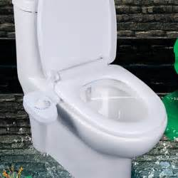 Install A Bidet In Your Toilet Bathroom Toilet Bidet Seat Eco Friendly And Easy To