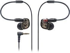 Audio Technica Ath Im01 In Ear Monitor Headpholnes Black audio technica ath im01 inner ear monitor headphones ath im01 pc gear