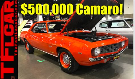 how much is the camaro 1969 chevy copo camaro how much is it worth how about