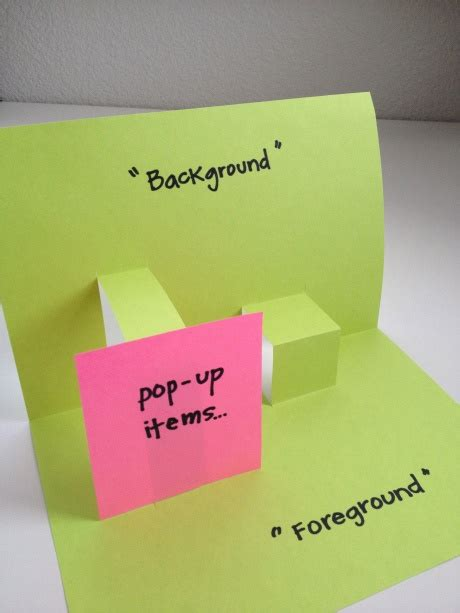 how to make a pop up book with pictures how to make a pop up book lessons