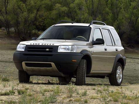 land rover freelander 2003 automotive database land rover freelander