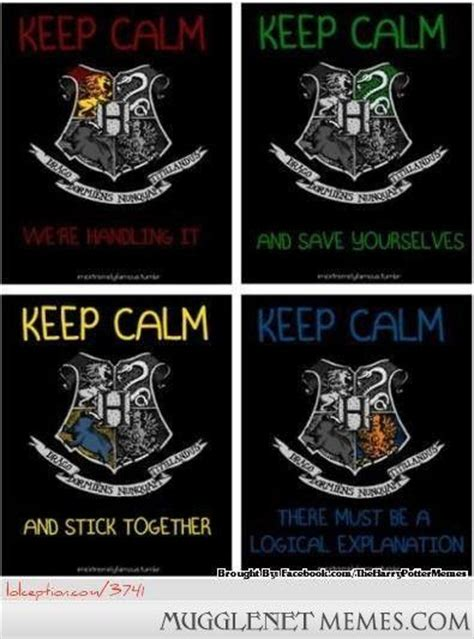Hogwarts Meme - keep calm and go to hogwarts potterables pinterest