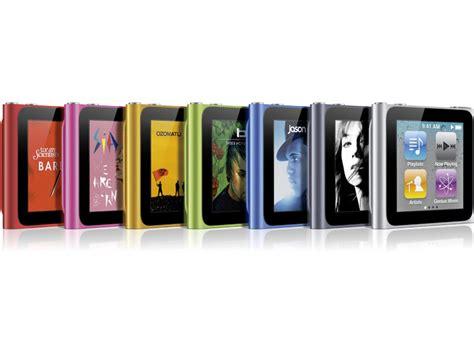 apple ipod nano 6th review engadget
