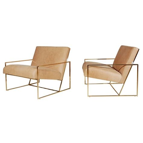 brass thin frame chairs armchairs metal chairs and metals