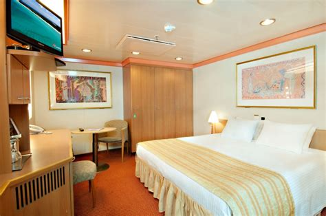Carnival Interior Room by Carnival Legend Cruise Ship