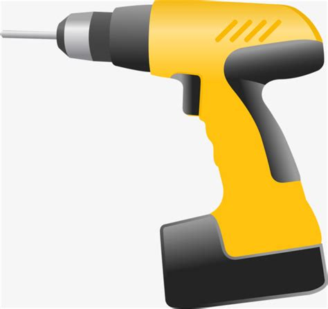 drill clipart drill painted drilling equipment drill anvil png image