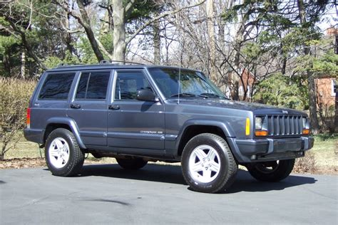 2001 jeep cherokee xj news reviews msrp ratings with amazing images