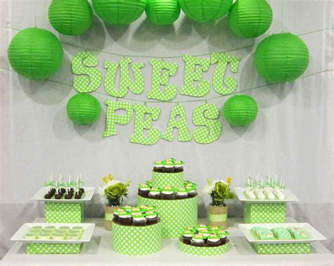 Two Peas In A Pod Baby Shower by Sweeten Your Day Events Diy Cupcake Tower
