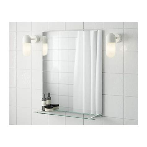 ikea bathroom mirror with shelf 1000 ideas about mirror with shelf on pinterest