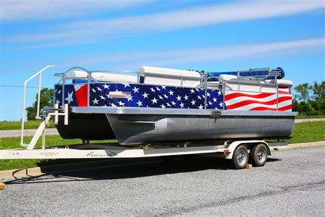 boat wraps pontoon old glory pontoon boat wrap car wrap city