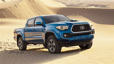 2019 Toyota Tacoma News by 2019 Toyota Tacoma New Features Toyota Review