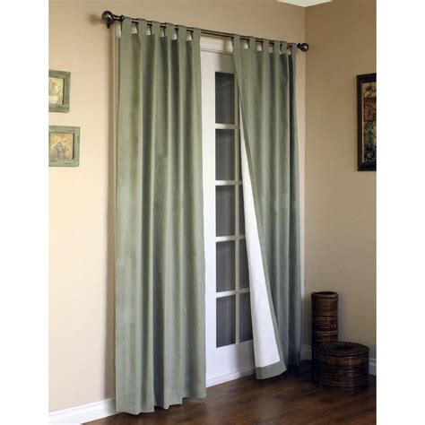 how to hang curtains on french doors hanging curtains over sliding glass door jacobhursh