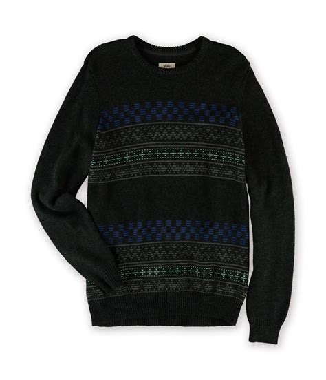 Sweater Vans The Wall vans mens holmby pullover sweater ebay